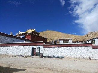 монастырь  Карма Кагью