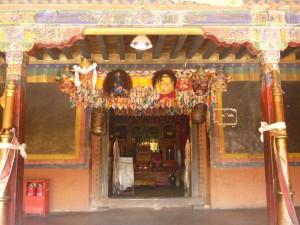 цеданг-монастырь