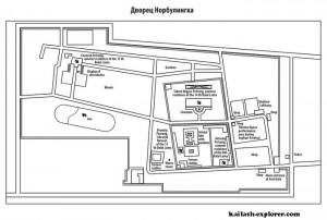 Дворец Норбулингка