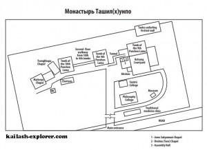 Монастырь Ташил(х)унпо