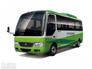 YUTONG 23 SEATS BUS