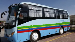 YUTONG 29 SEATS NEW BUS