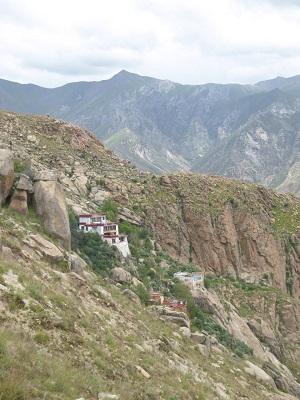 Фрагменты Спиральной Коры. Тибет 2017