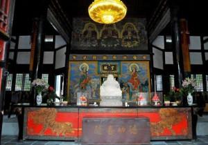 Wenshu Monastery-2
