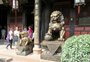 Wenshu Monastery-4