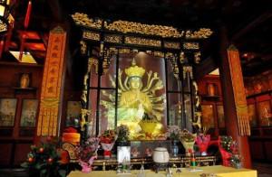 Wenshu Monastery-5