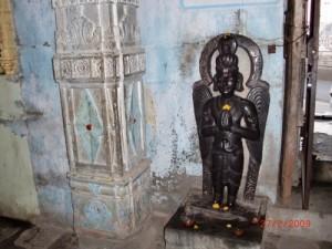 Sundur Narayan Temple. Внутри.
