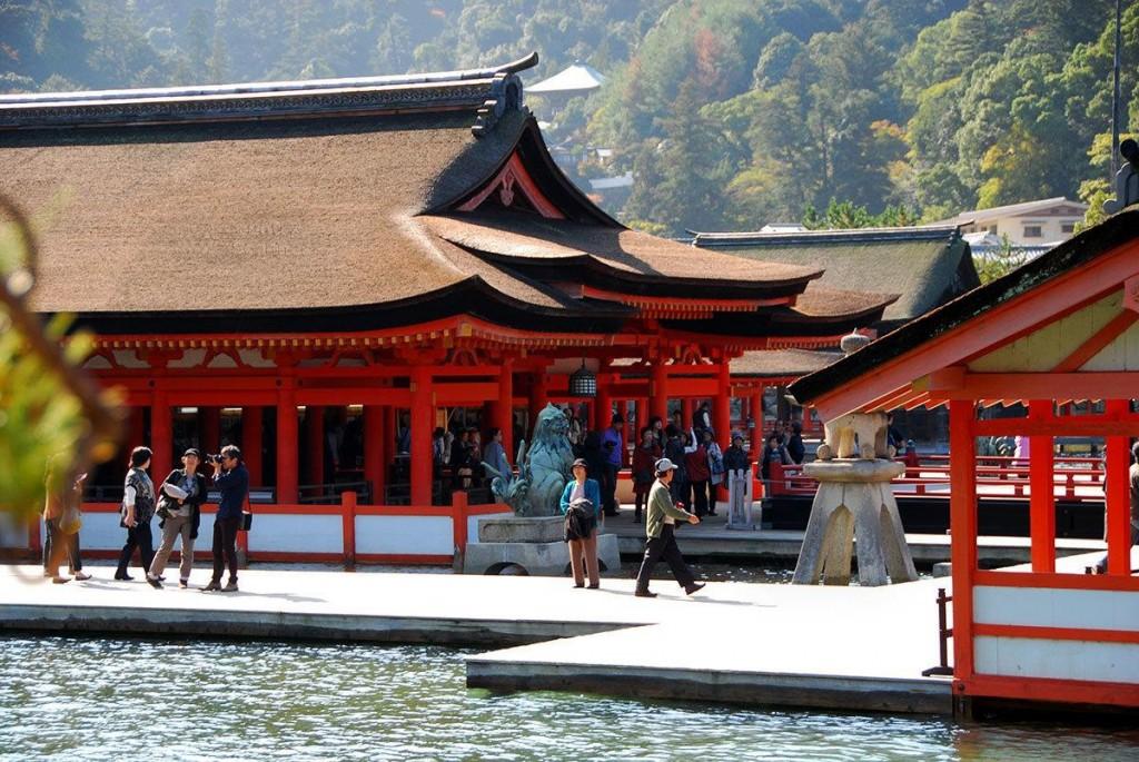 Храм Ицукусима2