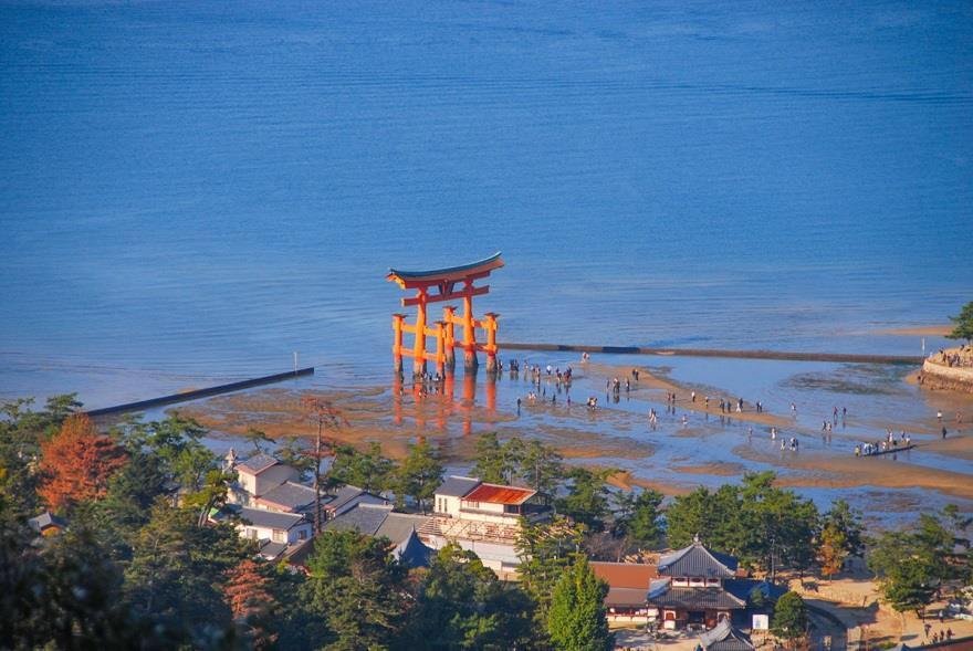 Храм Ицукусима3