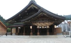 Идзумо и Храм Идзумо-тайся
