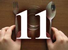 Отчет о 11-ти дневной сухой голодовке