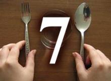 Отчет о 7-ми дневной сухой голодовке