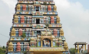 Храм Венеры. Arulmighu Agneeswarar Temple