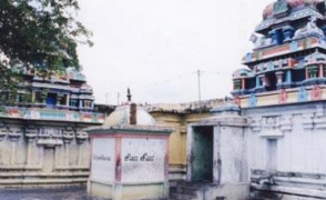 Храм Луны. Chandran Moon — Thingaloor