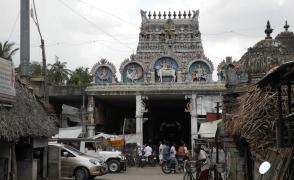 Храм Марса. Vaitheeswaran Koil