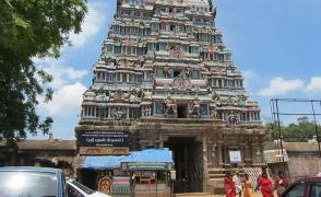 Храм Меркурия. Thiruvenkadu