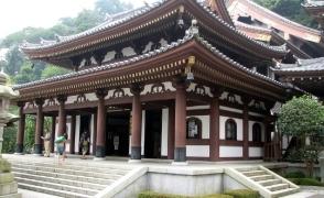 Семейный храм династии Фудзивара и Монастырь Ямадера