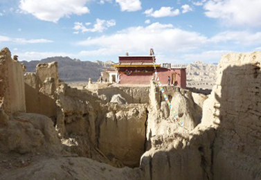 Тибет. Королевство Гуге. Цапаранг. Шанг Шунг