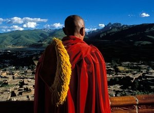 Фото Тибета