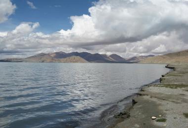 ТИБЕТ, Кора вокруг трех священных озер (2015г.)