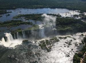 Суринам Гаяна Бразилия