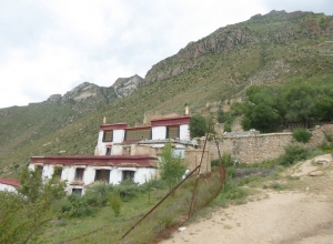 Тибет август 2016