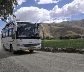 Повышение стоимости аренды транспортных средств в Тибете