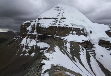 Внешняя и внутренняя Кора вокруг горы Кайлас