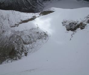 Похолодание в Лхасса, Сага, Дарчен