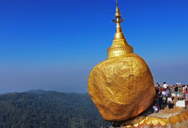 Тур Сокровища Золотой Мьянмы — ноябрь 2018 год