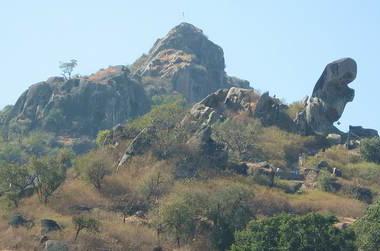 Гора Абу в Раждастане