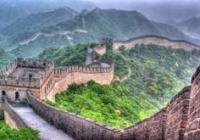Тур в Китай, осень 2019г. Пять священных гор даосизма