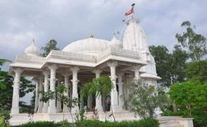 Город Натхдвара и Храм Шри Натхаджи