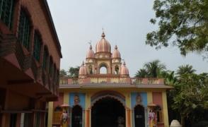 Поездка в Индию: Маяпур, Калькутта,Гвалиор и Курукшетра