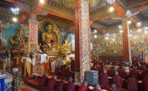Отчет о поездке в Сикким в марте 2017