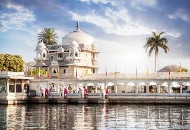 Города Индии — Удайпур
